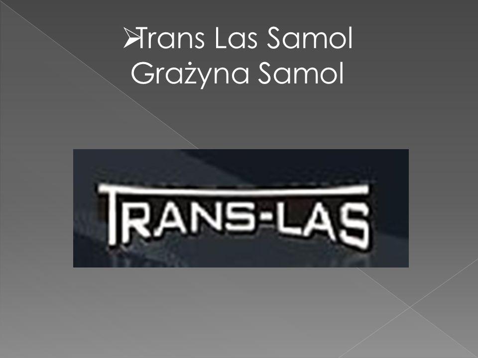  Trans Las Samol Grażyna Samol