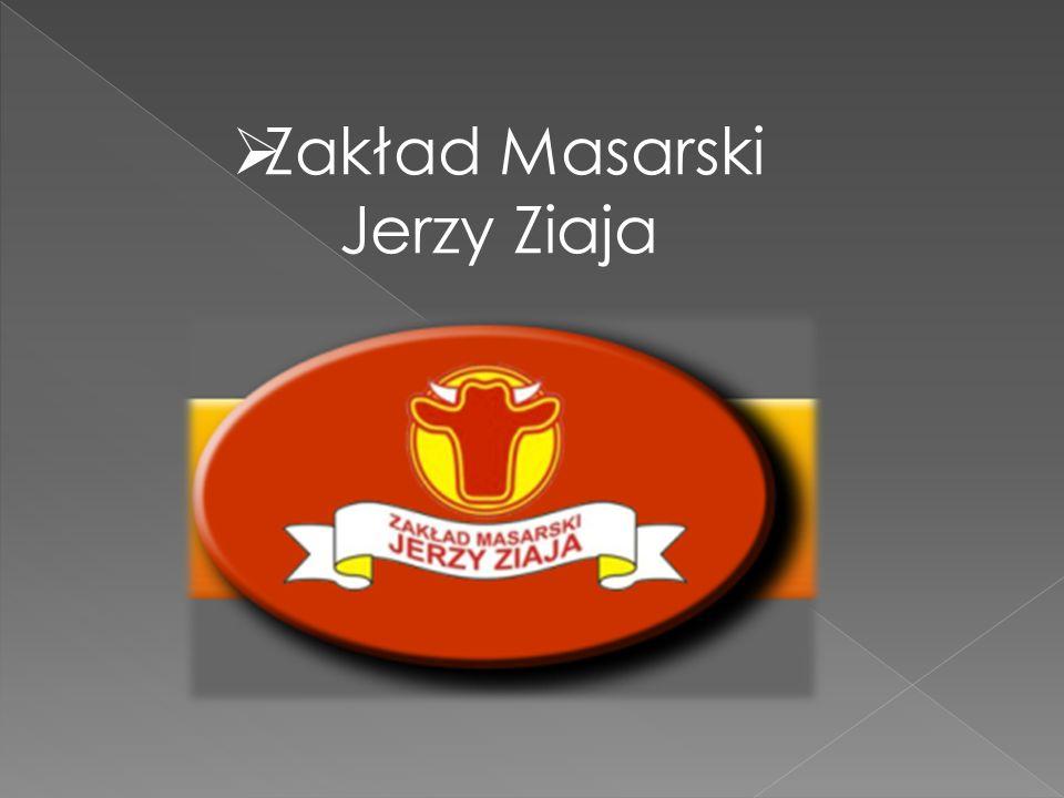  Zakład Masarski Jerzy Ziaja