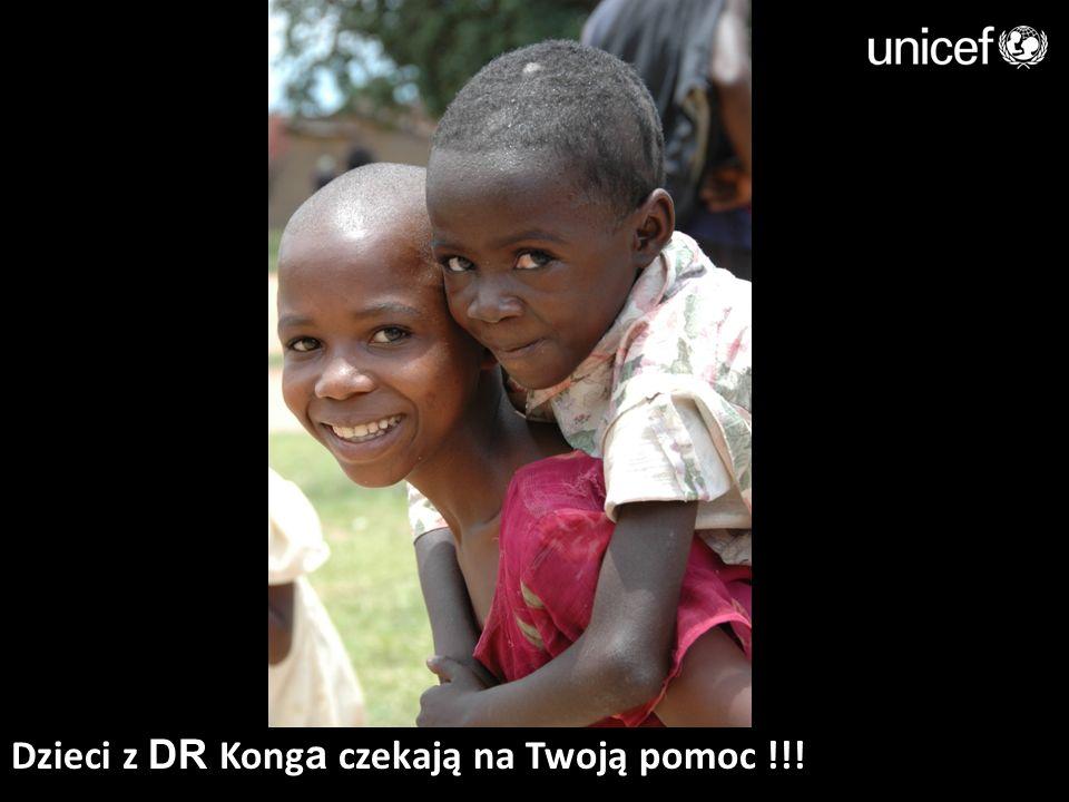Dzieci z DR Kong a czekają na Twoją pomoc !!!