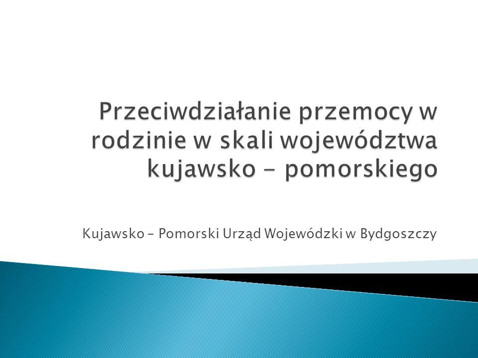 Kujawsko – Pomorski Urząd Wojewódzki w Bydgoszczy