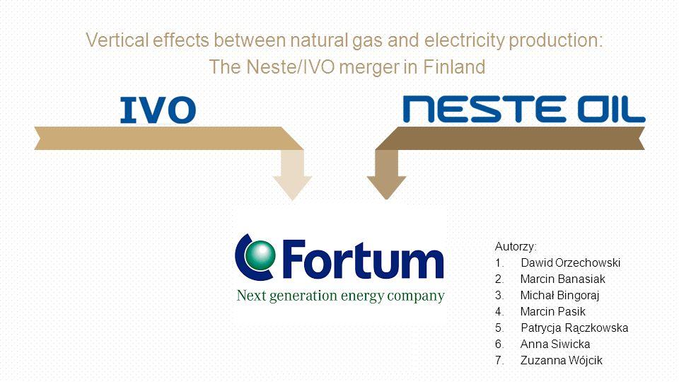 Kontrola fuzji(1) Podczas kontroli fuzji wydawało się, że właściwym podejściem byłoby zidentyfikowanie tych komplementarności i synergii, które stały się czynnikami zachęcającymi do fuzji.