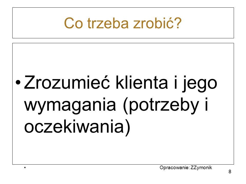 Wyniki badań dotyczące trudności wdrażania w polskich przedsiębiorstwach zasad zarządzania jakością (wyniki badań własnych) Brak powiązania i zależności między systemem motywacyjnym a jakością.