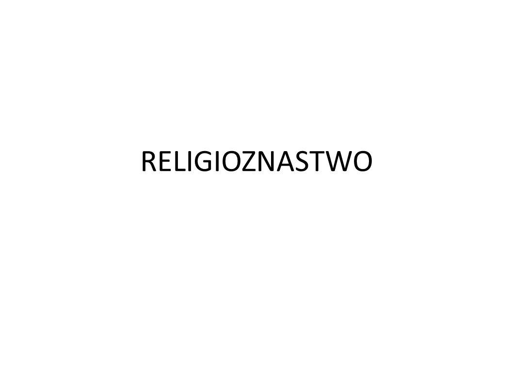 RELIGIOZNASTWO
