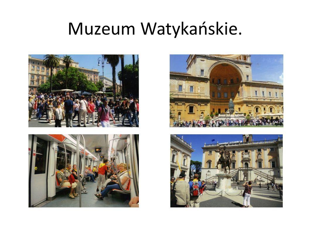 Muzeum Watykańskie.