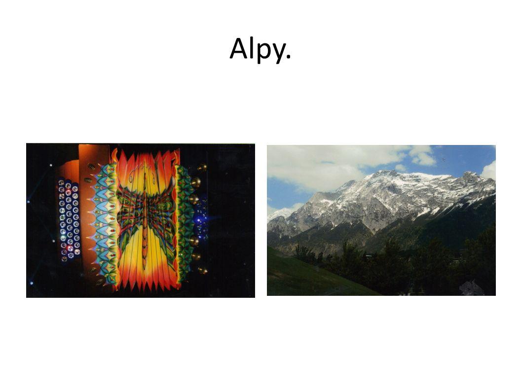 Alpy.