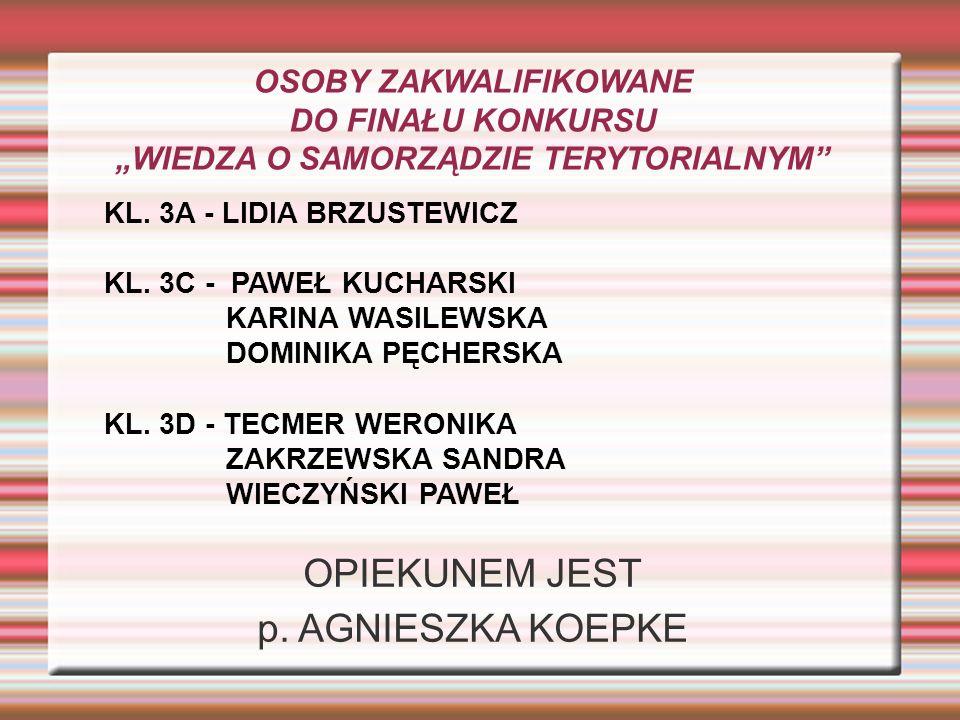BIOLOGIA 1.AGATA PĘCHERSKA - 2 A 2. OLIWIA GREGOROWICZ - 2 A 3.