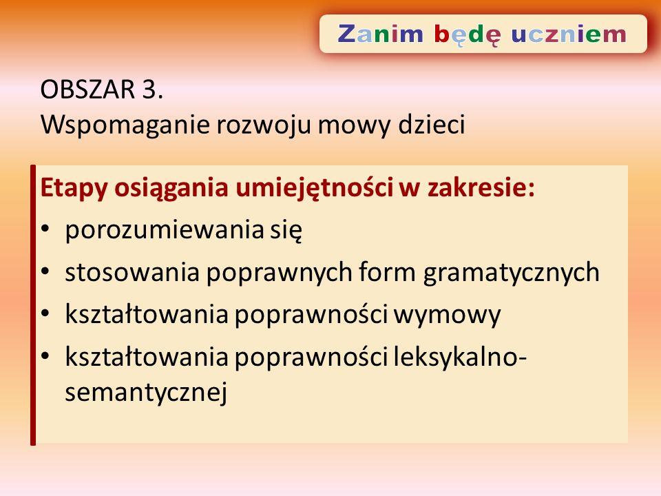 OBSZAR 3.