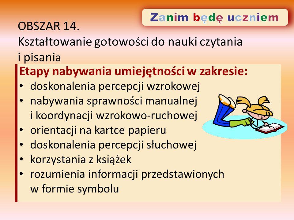 OBSZAR 14.