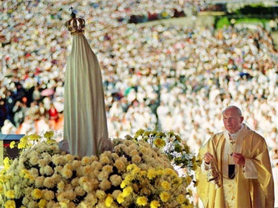Objawienie Matki Bożej w Cova da Iria 13 lipca 1917 r.
