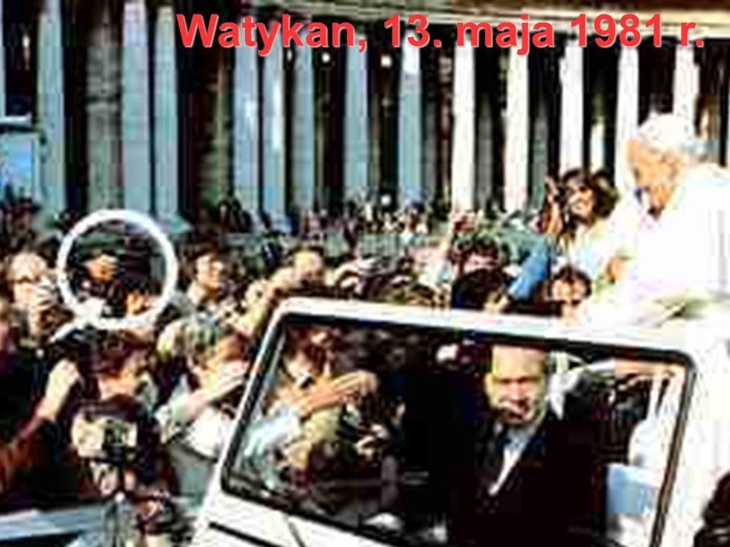 Watykan, 25.marca 1984 r.