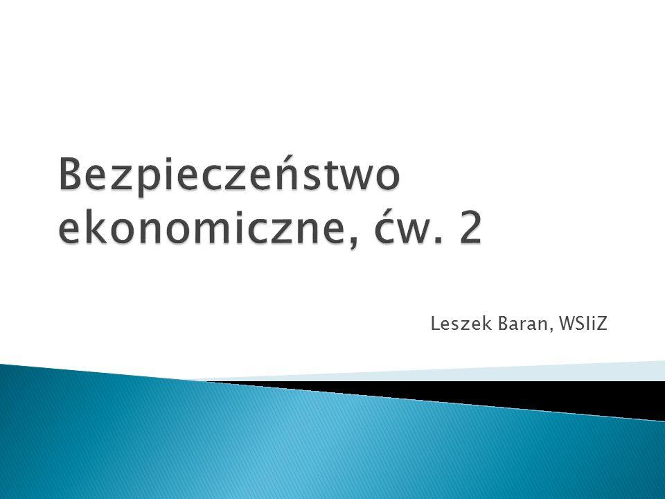 Leszek Baran, WSIiZ
