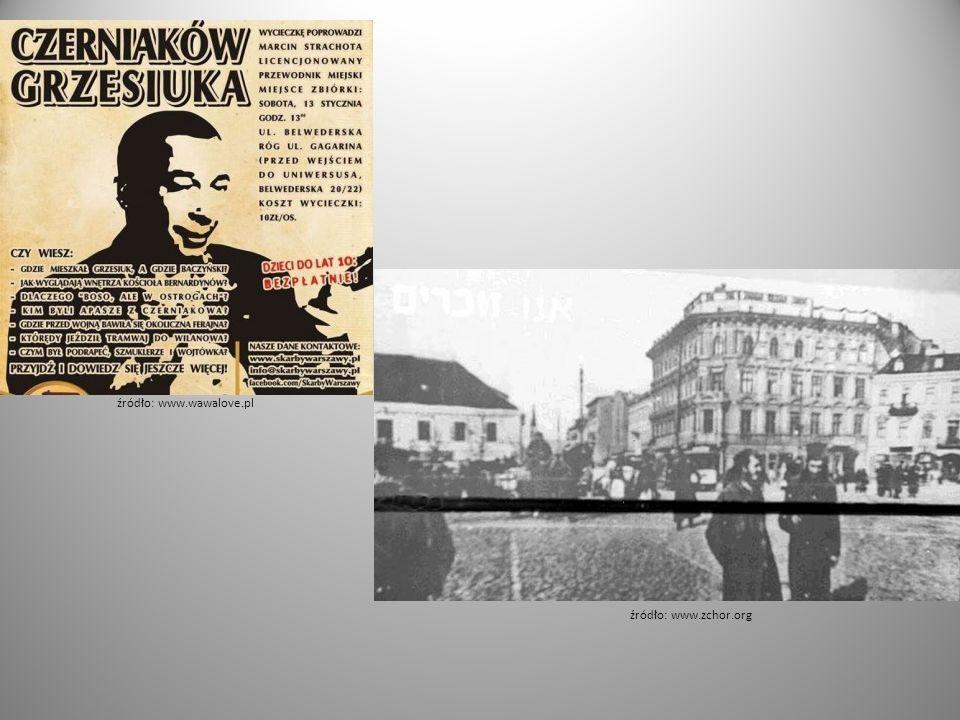 Nie wiadomo czy Felek Zdankiewicz zakładając niewiele lat później swoją własną restaurację przy Marszałkowskiej miał w pamięci czerniakowską mordownię.