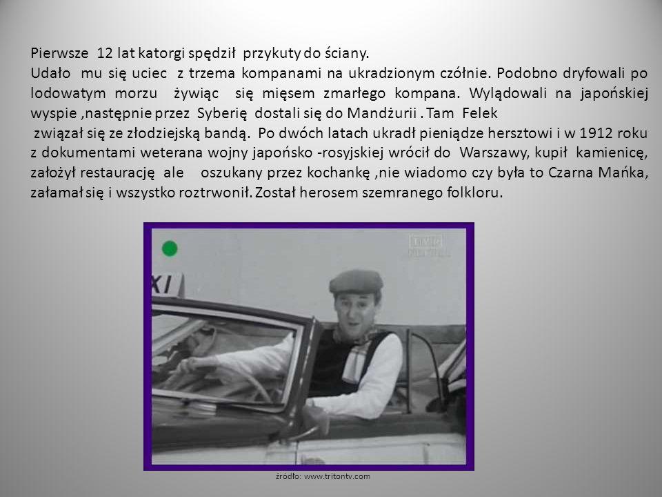Felek Zdankiewicz, bohater ballady, wykonywanej przez bodaj wszystkie orkiestry podwórkowe a także solistów jak Grzesiuk, Stępowski czy Młynarski jest z pewnością cząstką Warszawy, jej ikoną, tak jak kolumna Zygmunta, czy warszawska syrenka.