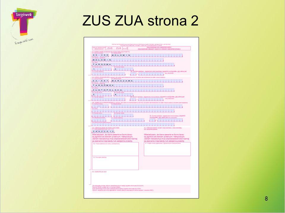 8 ZUS ZUA strona 2
