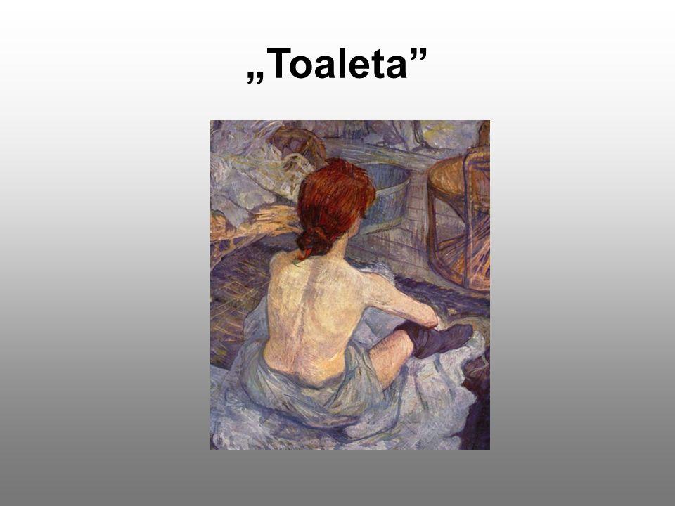 Postaci z obrazów śpiewaczka Yvette Gulbert Louise Weber – tancerka i twórczyni francuskiego kankana prostytutka – Suzanne Valadon bohema XIX-wiecznego Paryża