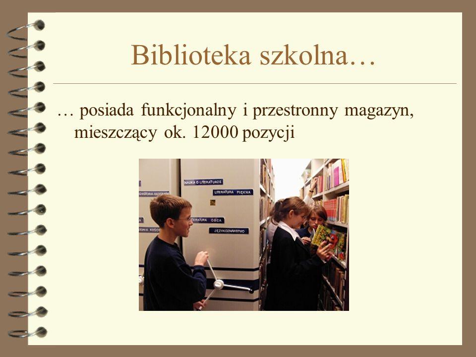 """Biblioteka… … """" jest, więc szczególną świątynią twórczego ducha ludzkiego, które odzwierciedla owo Boże tchnienie, jakie towarzyszyło dziełu stworzenia świata i człowieka. Jan Paweł II"""