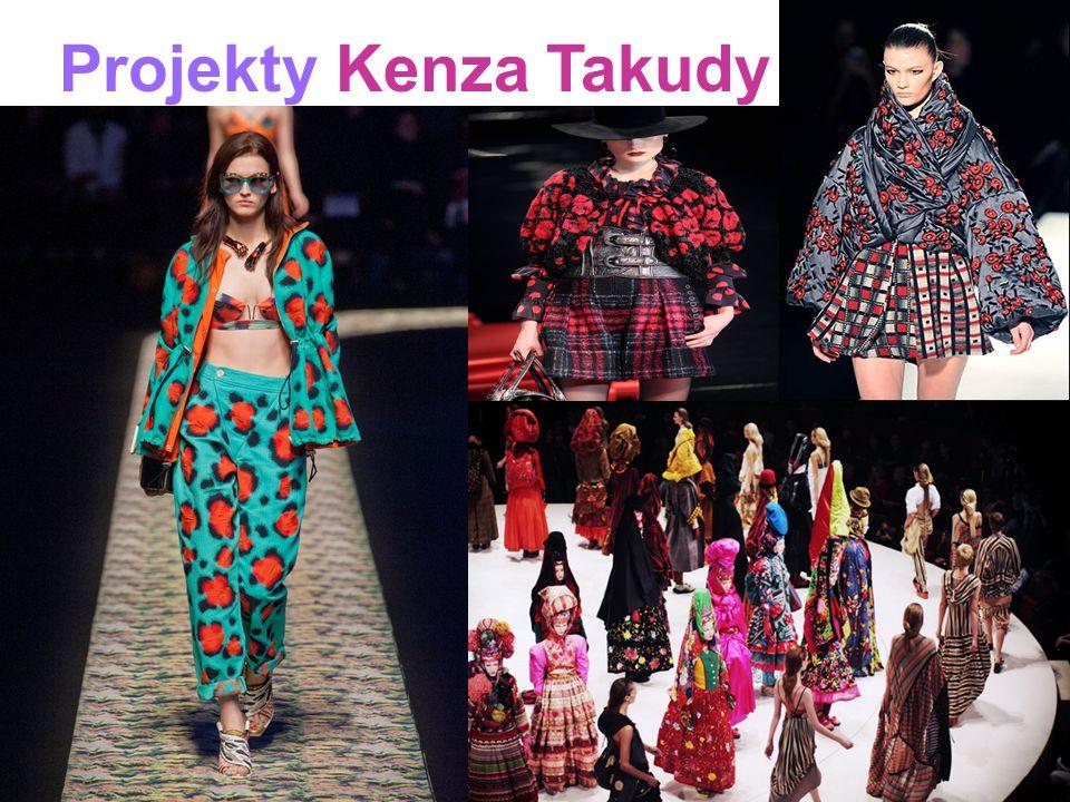 Projekty Kenza Takudy