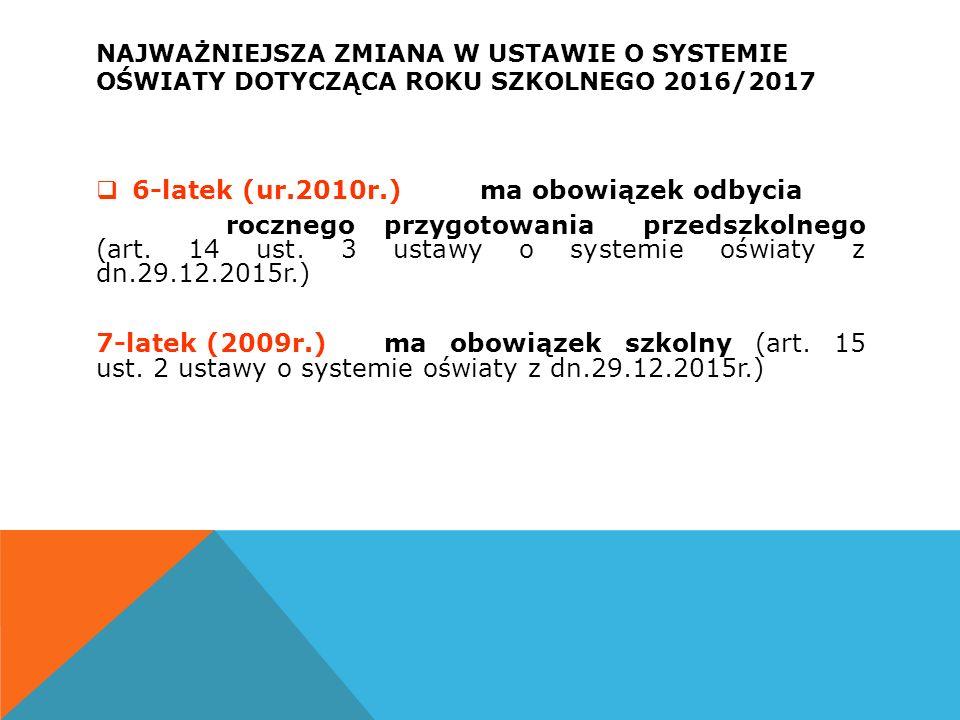 CO Z DZIECKIEM 6-LETNIM (UR.2010R.) .