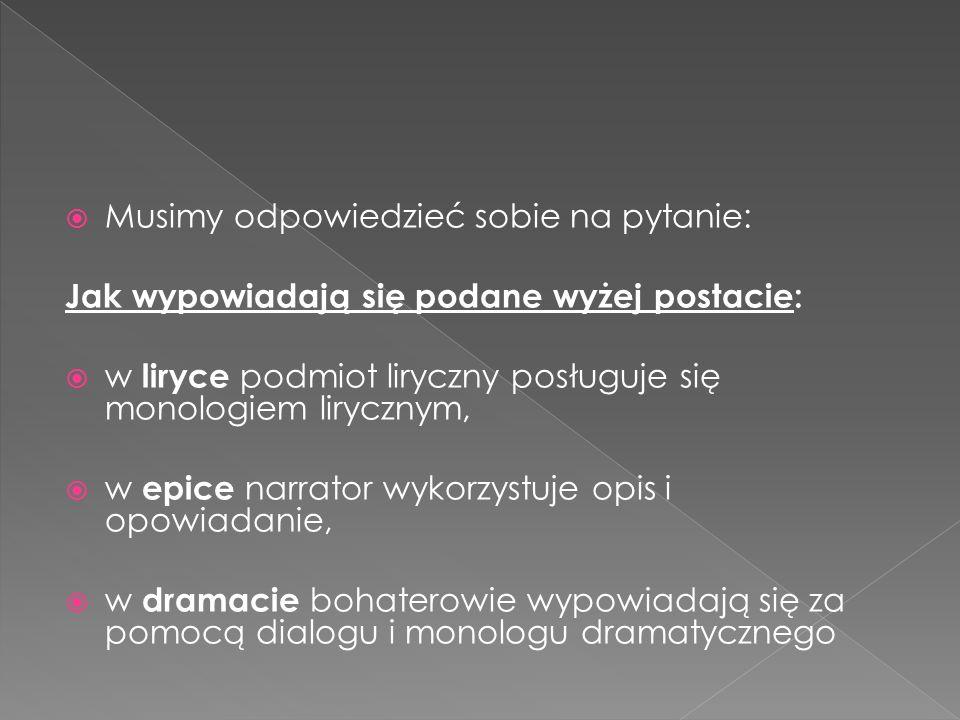  Komedia - gatunek dramatu wywodzący się z wesołych pieśni obrzędowych ku czci Dionizosa.