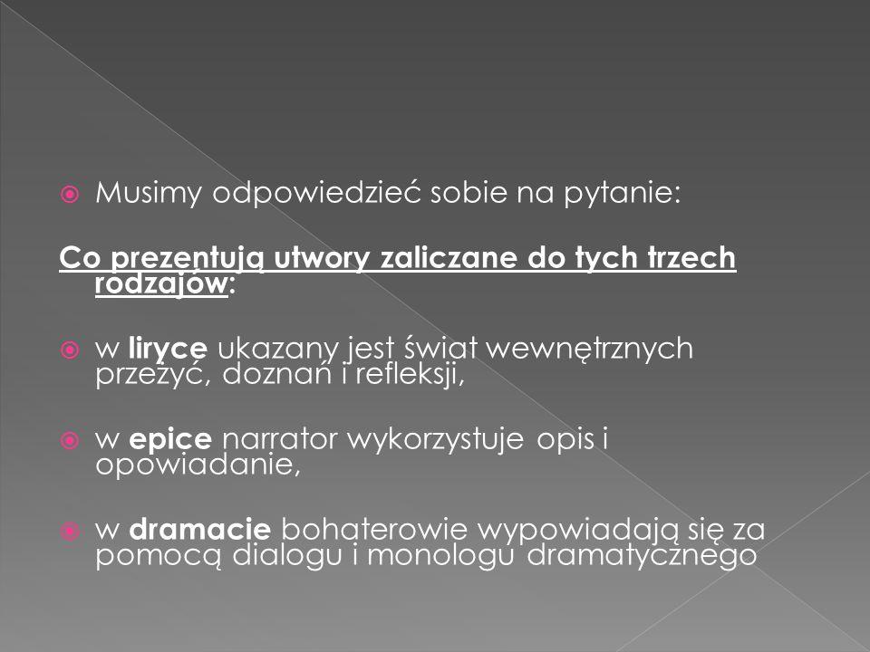  Peryfraza – (inaczej: omówienie) zastąpienie nazwy jakiegoś zjawiska przez bardziej rozbudowane jego opisanie np.