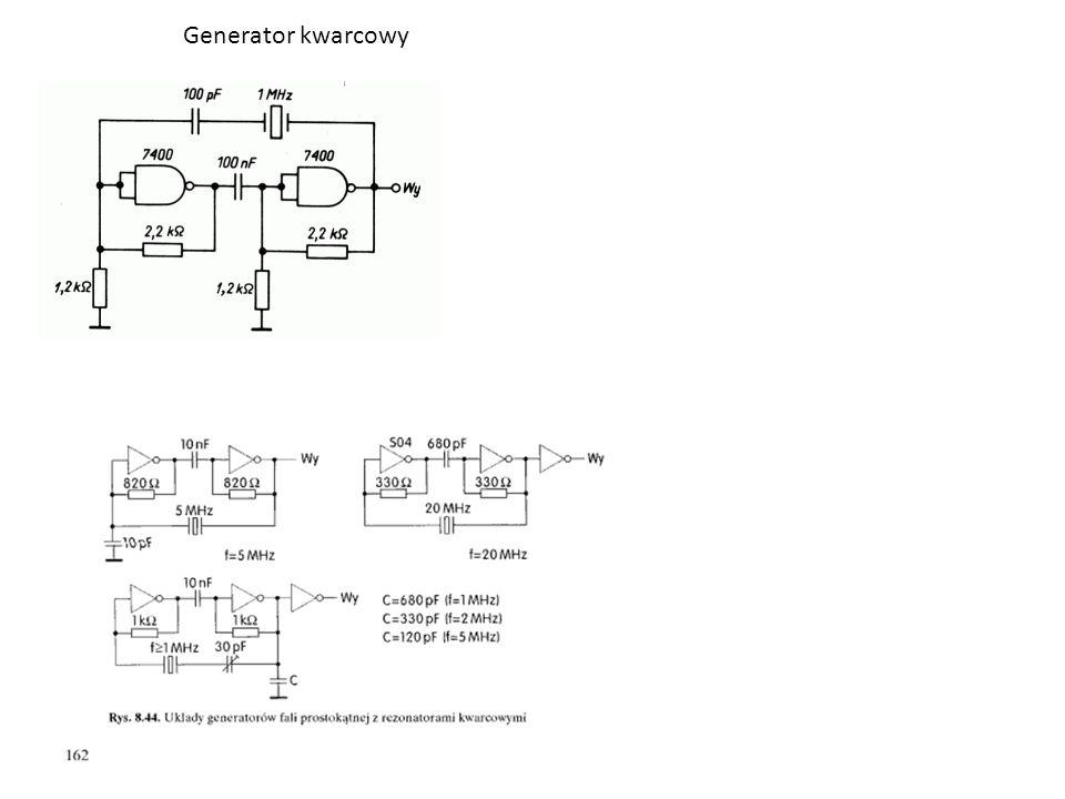 Generator kwarcowy