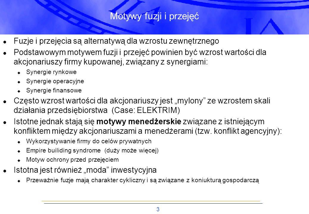24 Przygotowanie do negocjacji Wycena, Analiza firmy – cena u (1) Model finansowy firmy u (2) Ile dla nas warta jest firma (korzyści synergii).
