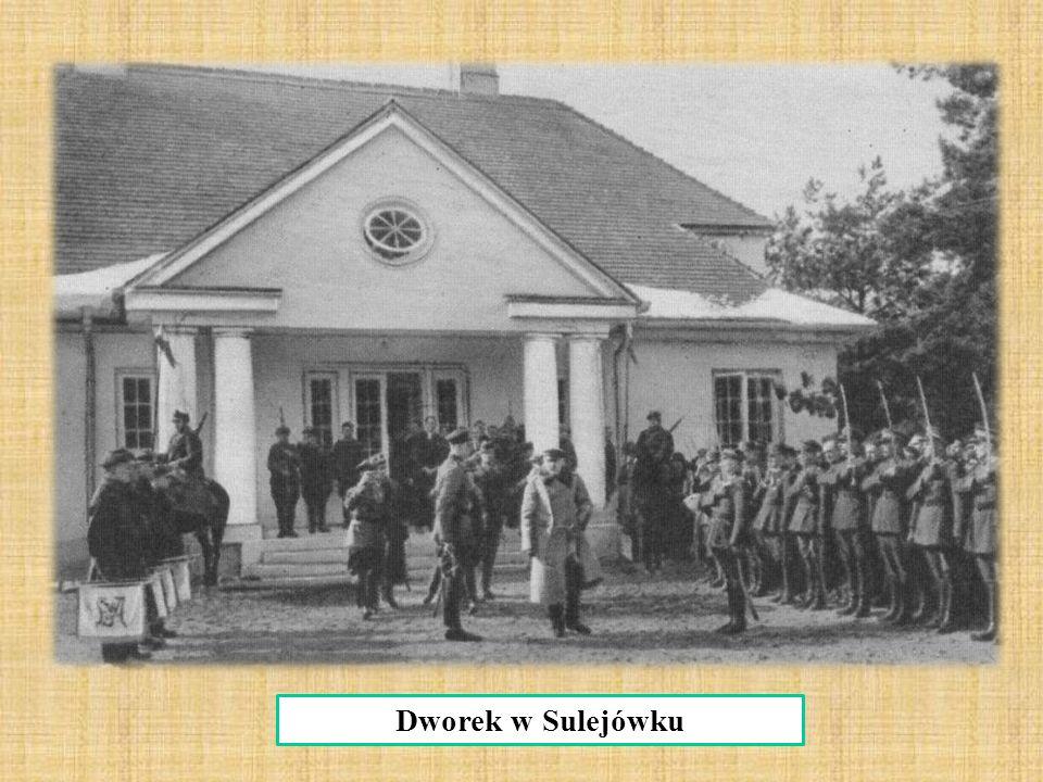 Dworek w Sulejówku