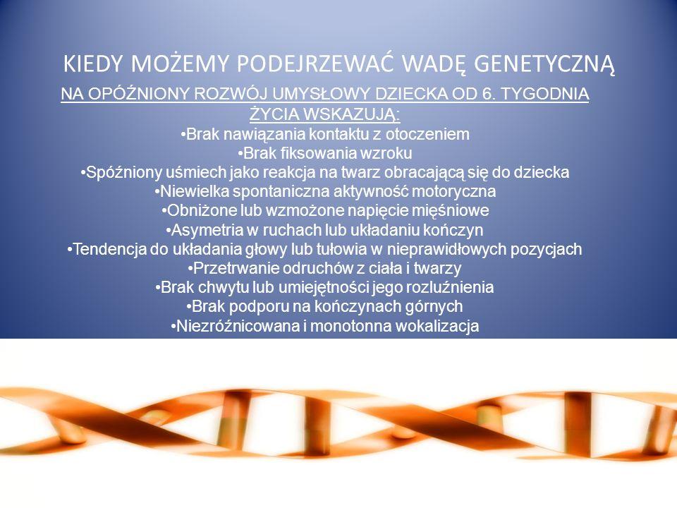 DIAGNOSTYKA Pomocne w rozpoznaniu m.p.dz.