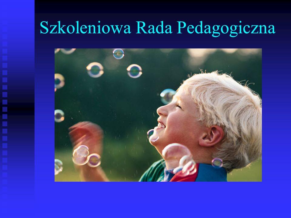 Szkoleniowa Rada Pedagogiczna
