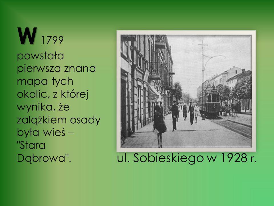 Według spisu ludności diecezji krakowskiej z 1787 osada liczyła 184 mieszkańców. W 1795, w wyniku III rozbioru Polski, Dąbrowa przyłączona została do