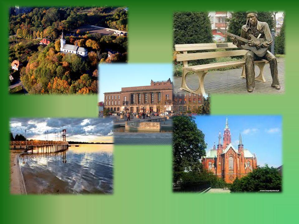Do ważnych obiektów historycznych należy również zaliczyć: Dworce kolejowe w Gołonogu, Ząbkowicach i Strzemieszycach Wielkich, Freja – dom byłego właściciela młyna w Okradzionowie, Hubertus – zajazd i lokal gastronomiczny,