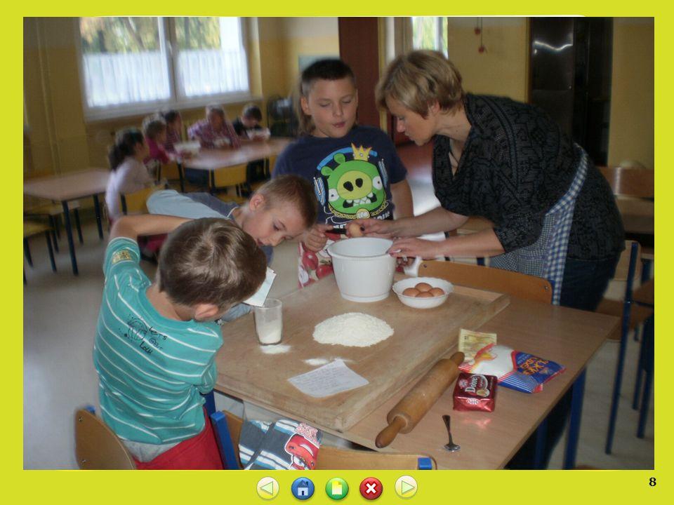 9 Planowanie pracy – dzieci wprowadzane są w tematykę tygodniowej pracy zgodną z nauczycielskim planem dydaktycznym.