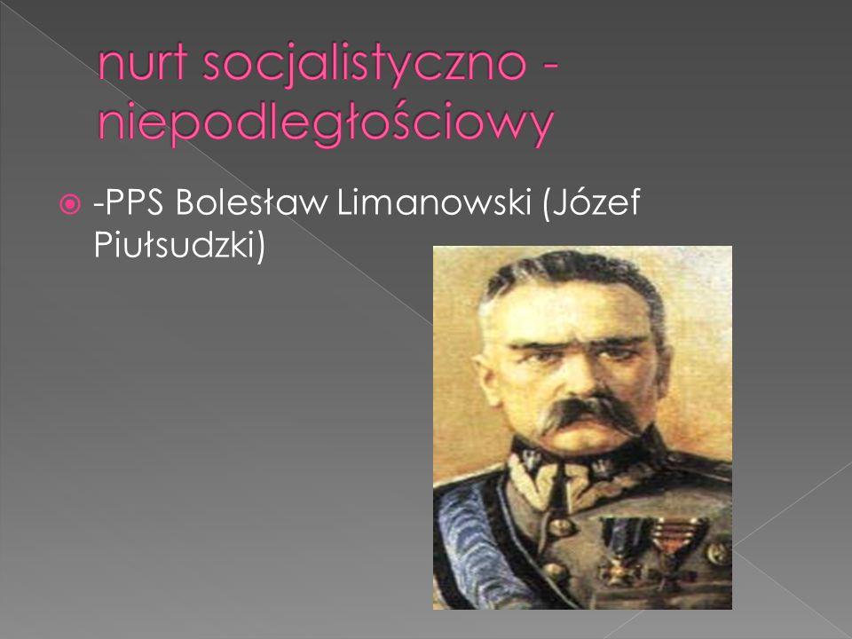 -PPS Bolesław Limanowski (Józef Piułsudzki)