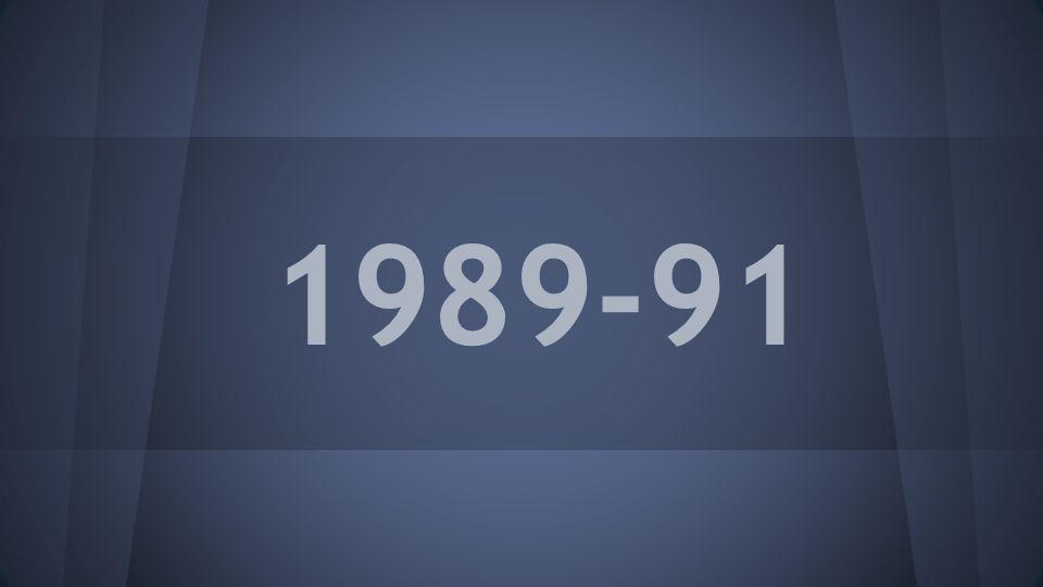 1989 17 Stycznia POLSKA: X plenum Komitetu Centralnego Polskiej Zjednoczonej Partii Robotniczej, wobec groźby dymisji przywódców partii, wyraża zgodę na pluralizm związkowy, a więc na ponowną legalizację Solidarności.