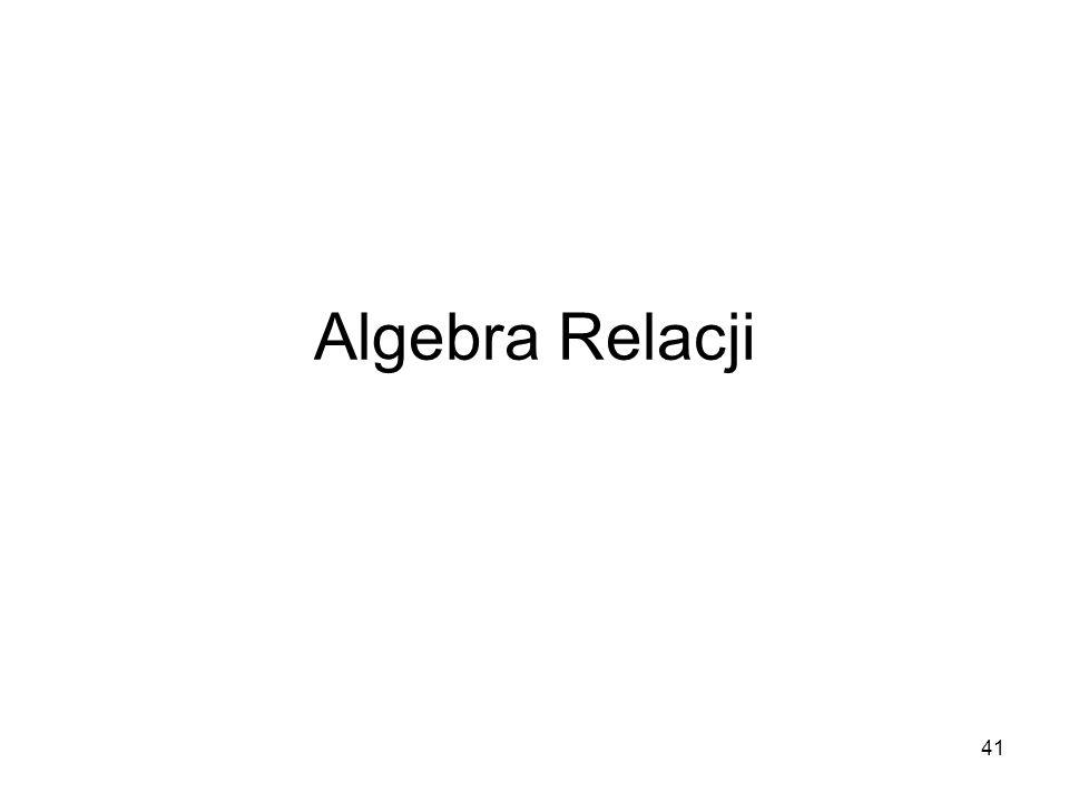 41 Algebra Relacji