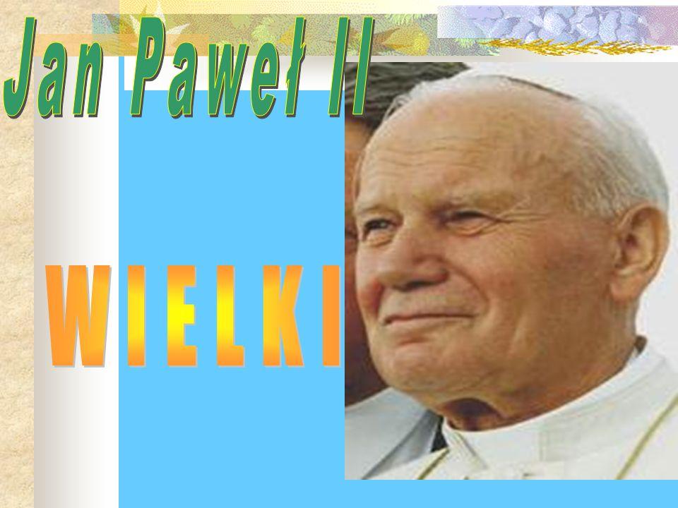 Jan Paweł II był nieustannym głosicielem Chrystusa na całym świecie.