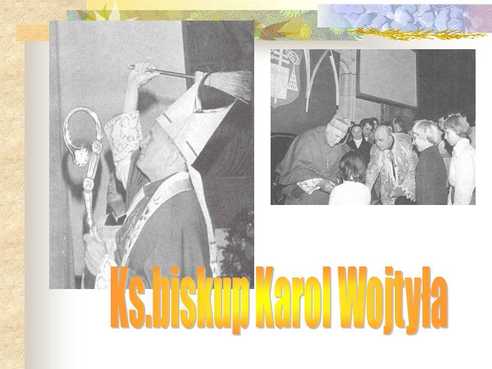 Jan Paweł II był orędownikiem prawdy.Prawdy, którą przekazuje nam Chrystus.