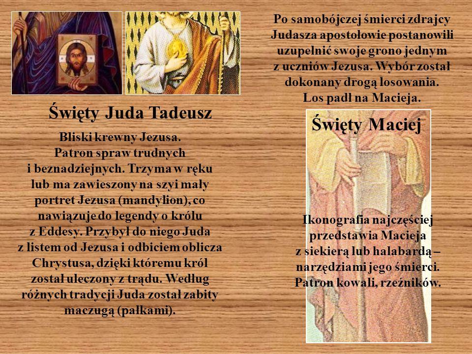 Święty Jakub Starszy (Większy) Podczas swojej podróży misyjnej dotarł do Hiszpanii.