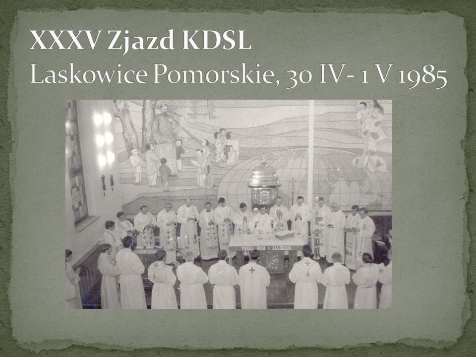 Tysiące kapłanów i setki tysięcy świeckich uformowanych przez KDSL 4 metry bieżące materiałów (akta) i wiele nagrań w Archiwum w Lublinie Materiały formacyjne używane do dzisiaj: KATECHIZM SŁUŻBY LITURGICZNEJ; materiały do formacji ministrantów (ODB, schola); śpiewnik liturgiczny EXSULTAE DEO; TRIDUUM PASCHALNE.
