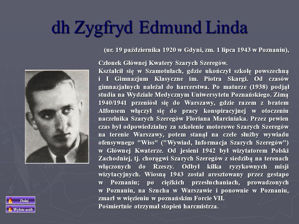 dh Andrzej Jarysz Swą instruktorską przygodę rozpoczął w roku 1962 wraz z podjęciem pracy w Szkole Podstawowej w Nojewie.