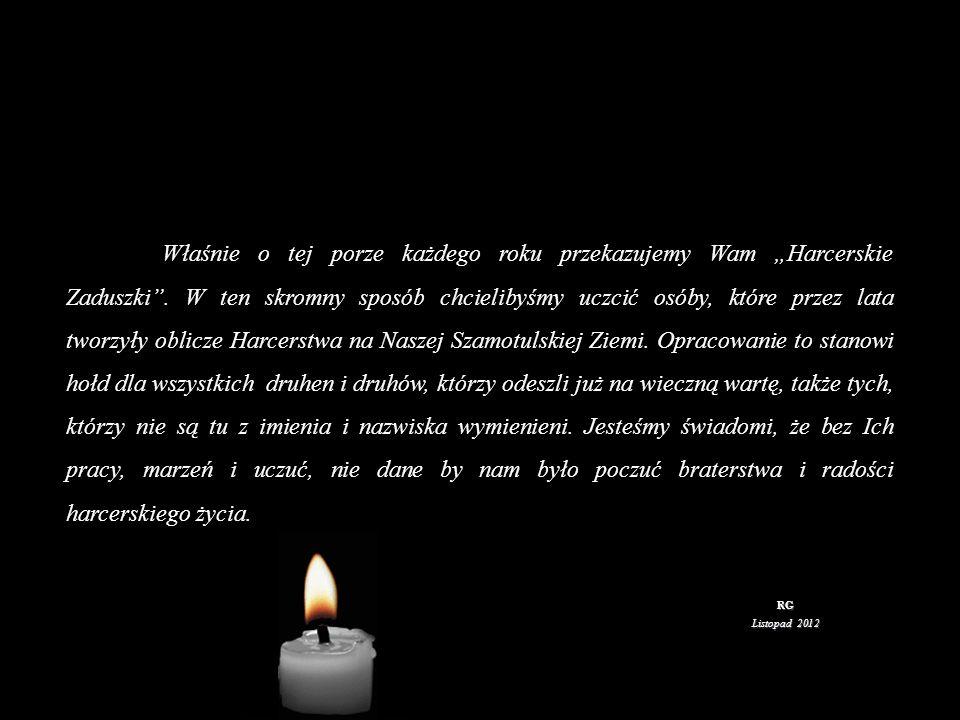 Hufiec ZHP Szamotuły Wydanie V 2012