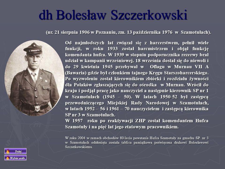 (ur.30 stycznia 1947 r. w Szamotułach, zm.