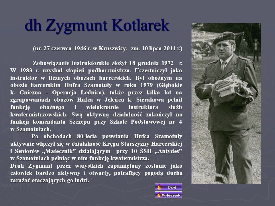 dh.Barbara Kotlarek dh. Barbara Kotlarek (ur. 17 listopada 1945 r.