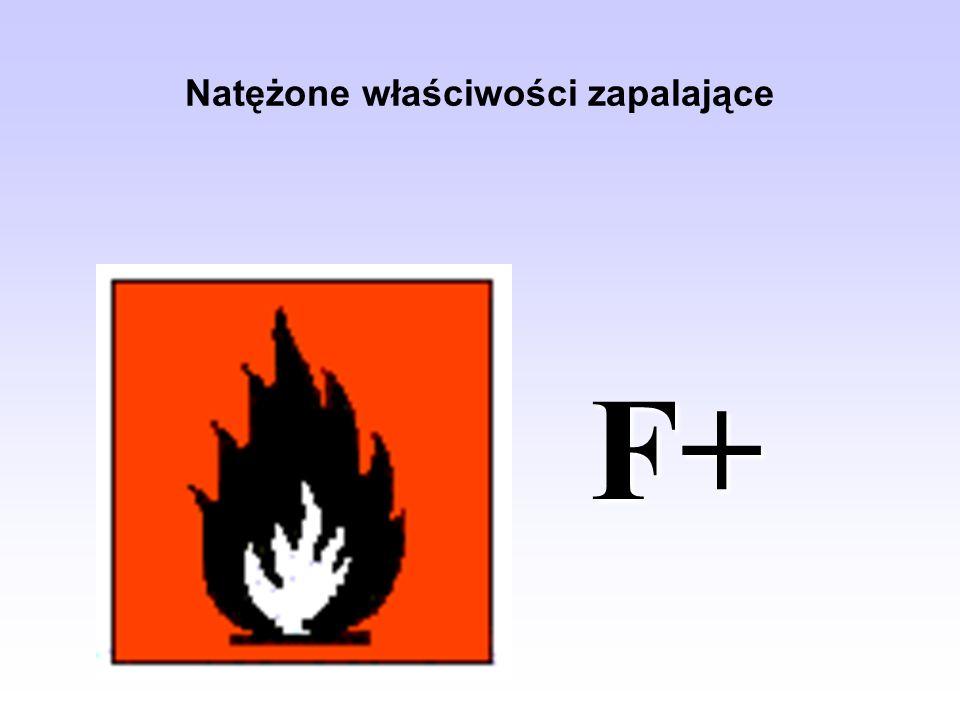 Natężone właściwości zapalające F+