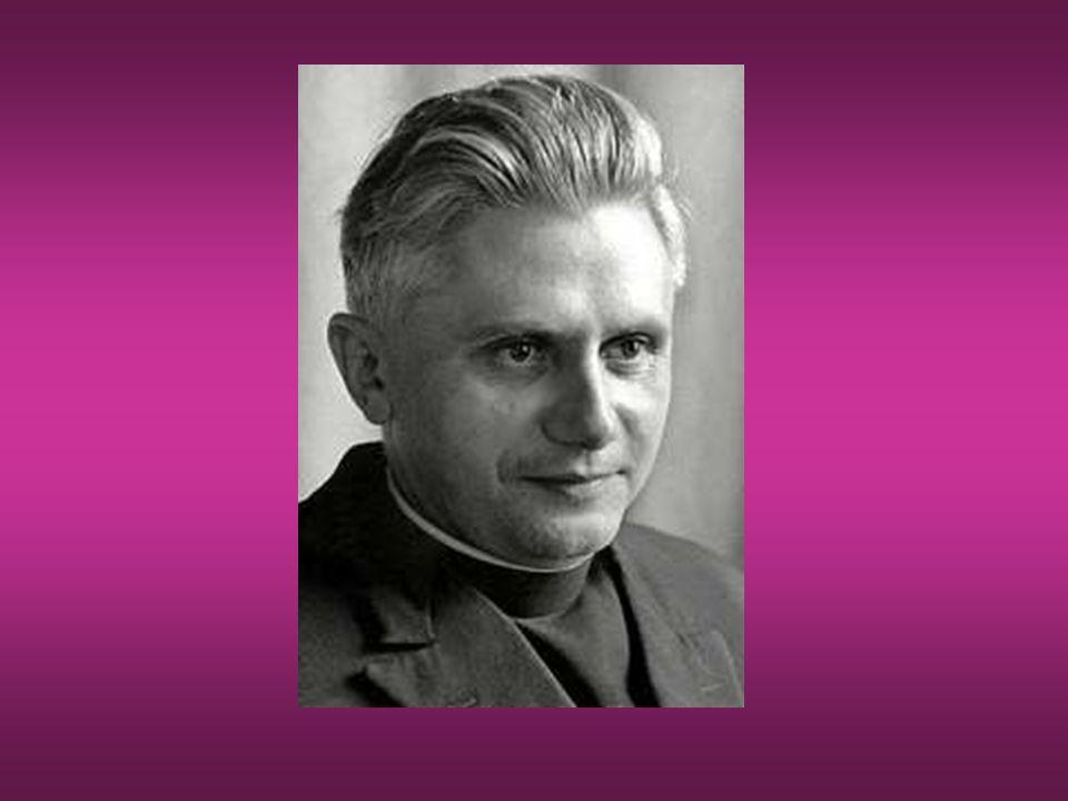 W 1953r.obronił pracę doktorską Lud Boży w nauce św.