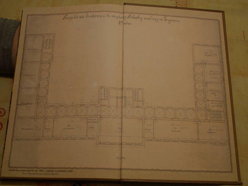 Ważna data w historii szkoły: rok 1904 24.VIII 1904 Jego c.k.