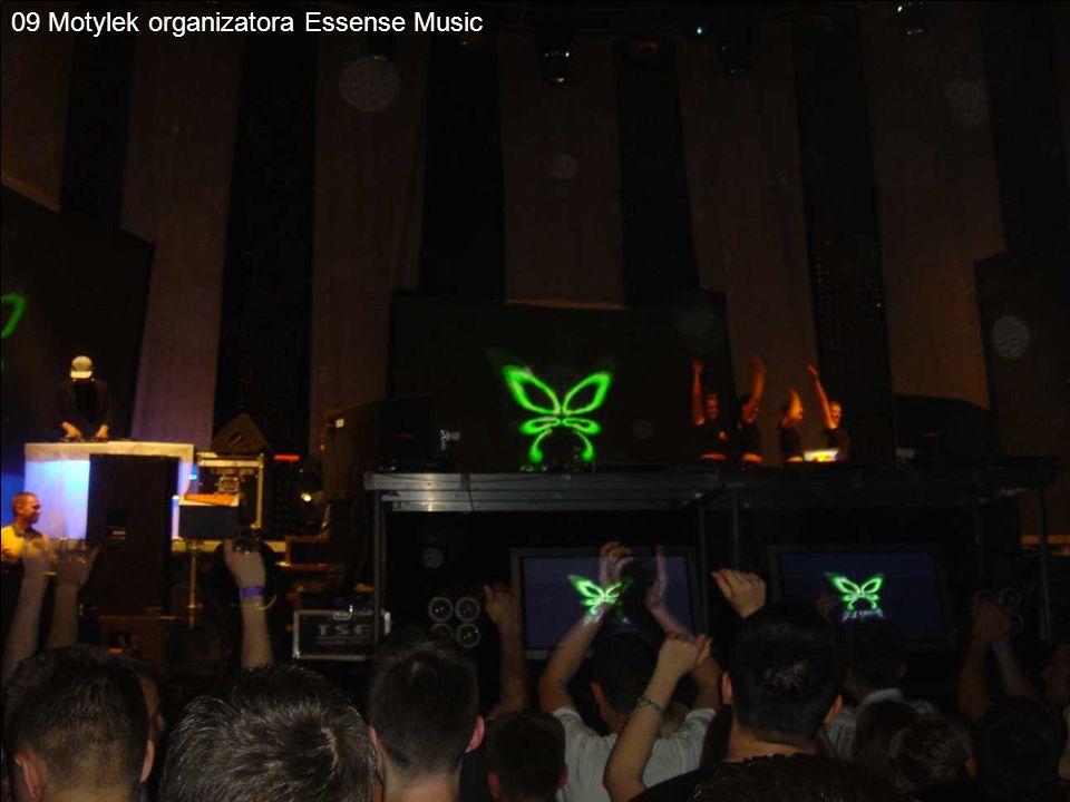 09 Motylek organizatora Essense Music