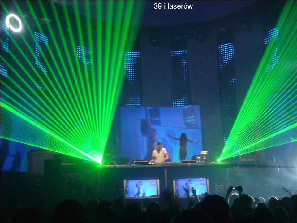 39 i laserów