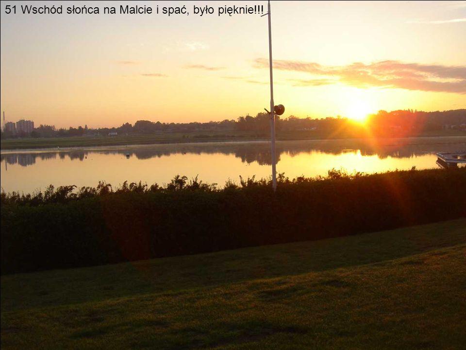51 Wschód słońca na Malcie i spać, było pięknie!!!