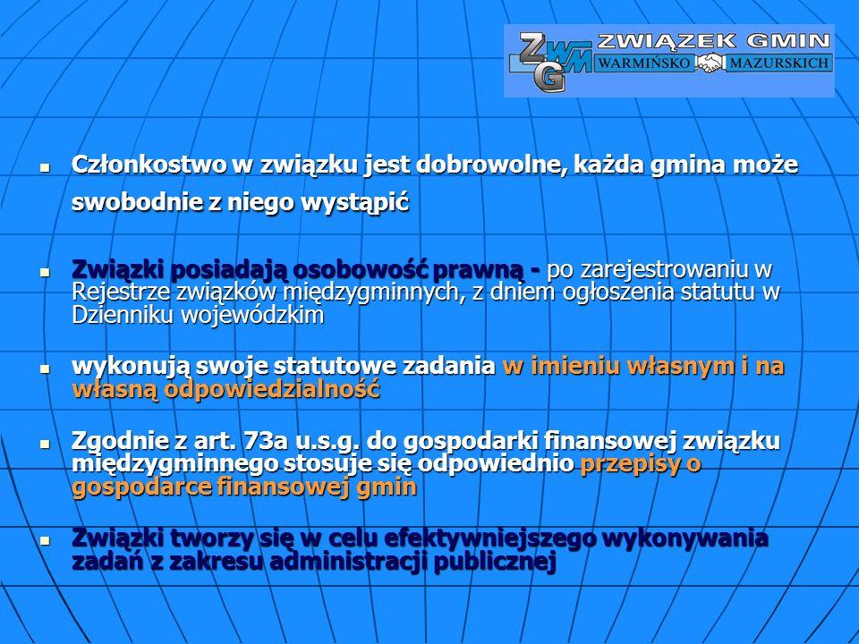 Działania na rzecz ochrony środowiska realizowane z Wojewódzkim Funduszem Ochrony Środowiska i Gospodarki Wodnej w Olsztynie 2003 zrealizowano projekt pn.
